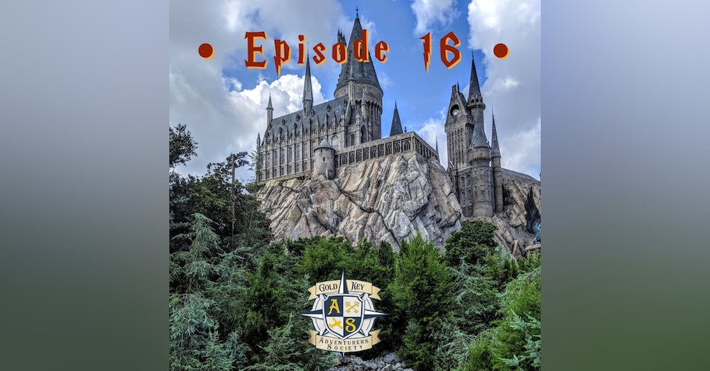 Exploring Harry Potter's Wizarding World