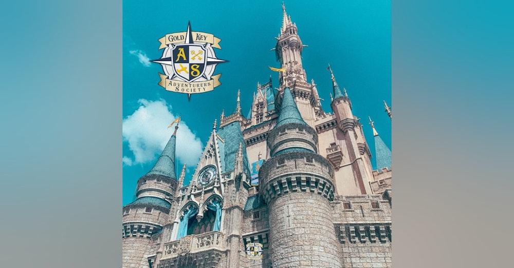 Overheard at Walt Disney World