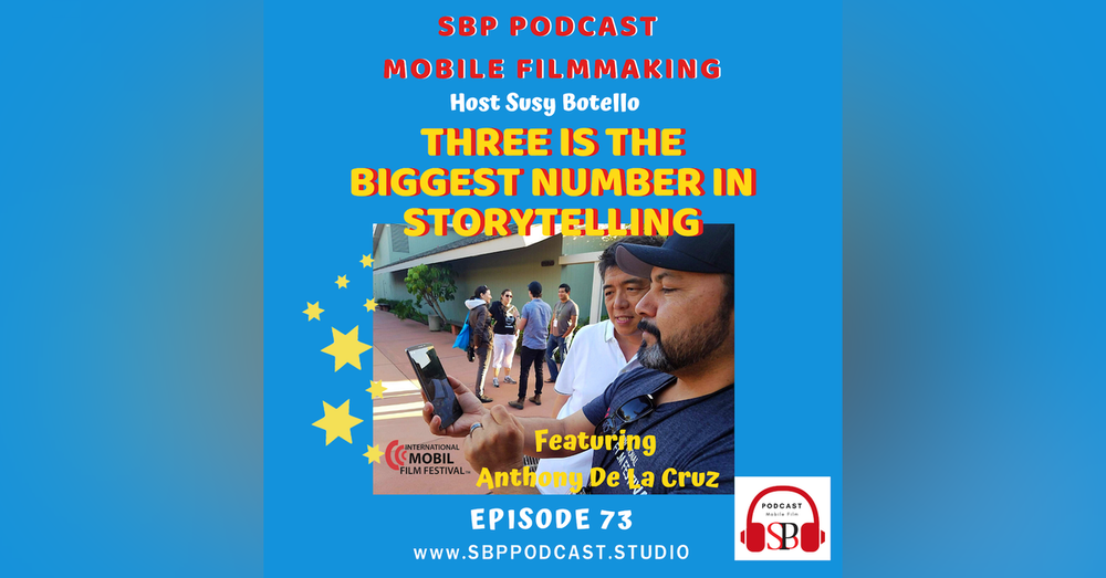 Three is the Biggest Number in Storytelling