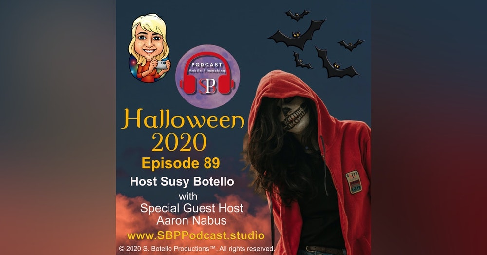 Halloween 2020 with Special Guest Host Aaron Nabus