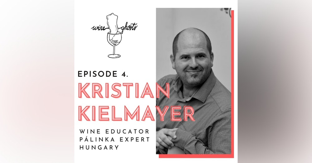 Ep. 4. / Kristian Kielmayer shows you the colours of the wine world & much more