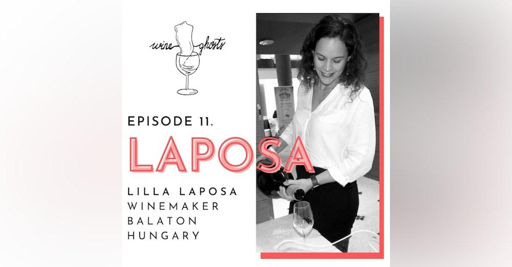 Ep 11. / Lilla Laposa introduces Badacsony: the biggest volcano around Lake Balaton