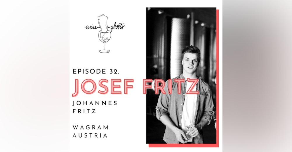 Ep. 32. / Roter Veltliner & Wagram masterclass by Johannes Fritz