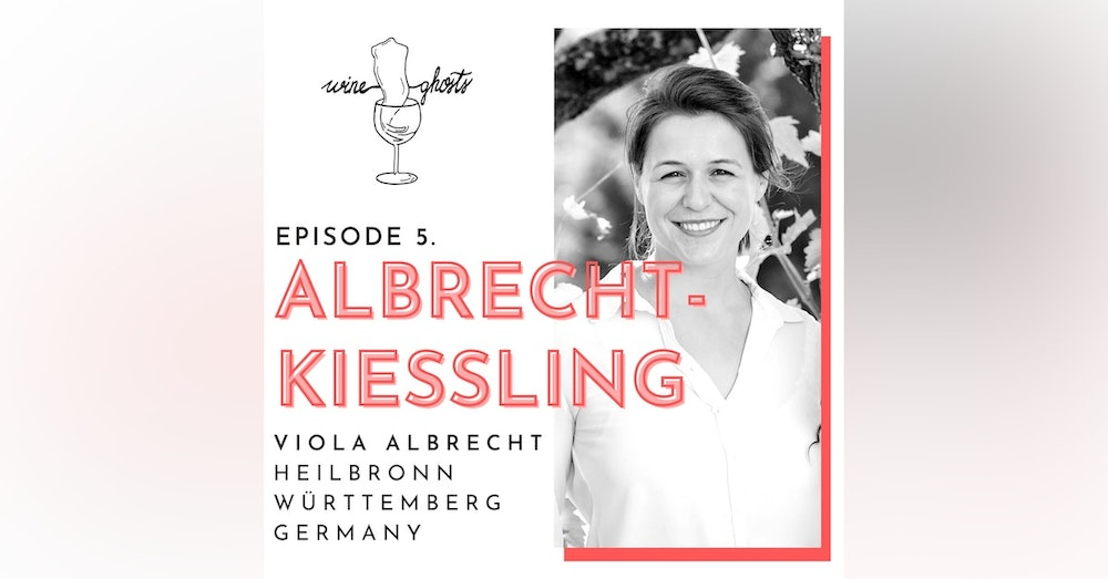 Ep. 5. / Viola Albrecht welcomes you in the heartland of bold German red wines