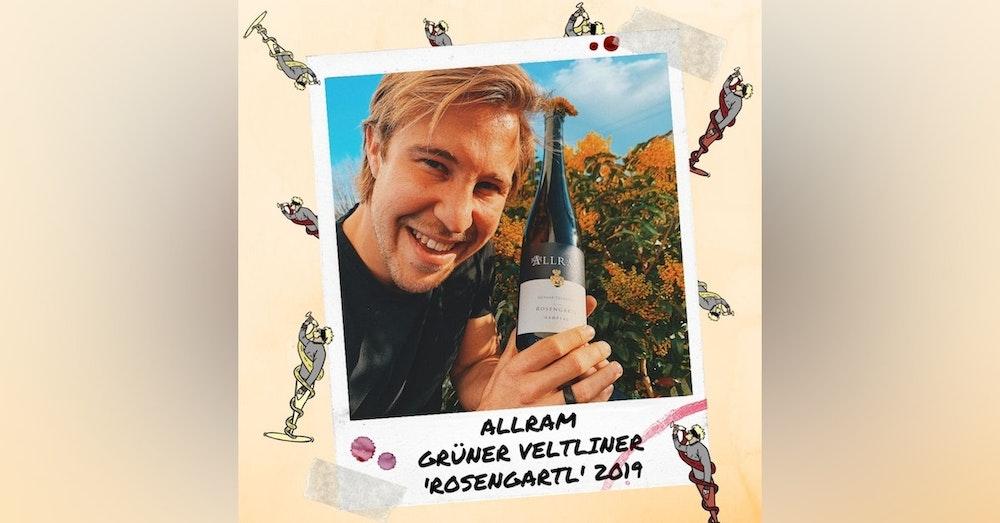 WAH #1 | Allram Grüner Veltliner Ried Rosengartl 2019 | Kamptal, Austria