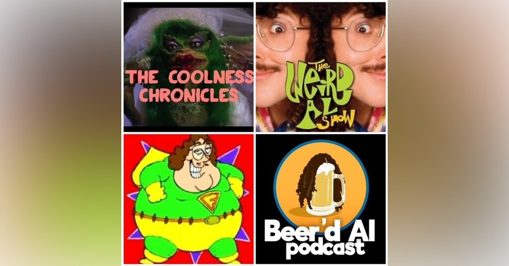 Very Special Episode: The Weird Al Show with Ryan from The Coolness Chonicles