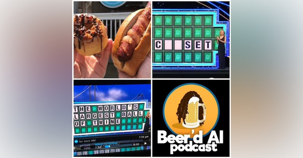 Episode 25: Stuck in a Closet with Vanna White ft. Double Mind Haze and Powder Dreams