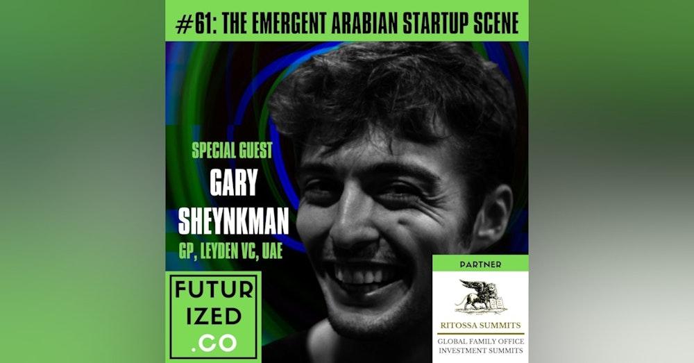 The emergent Arabian startup scene