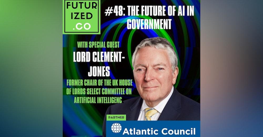 The Future of AI in Government