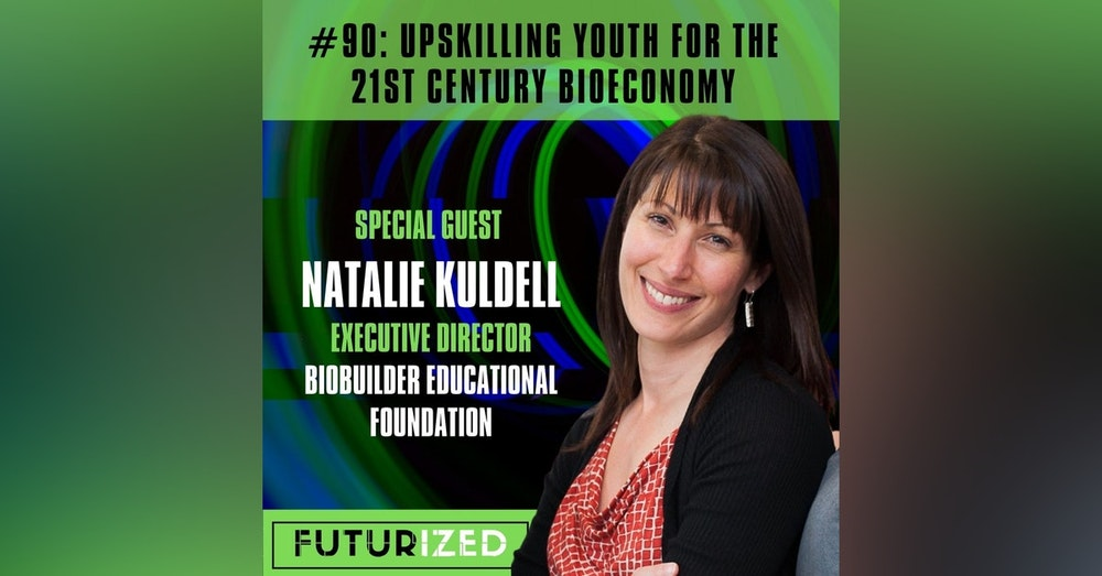 Upskilling Youth for the 21st Century Bioeconomy