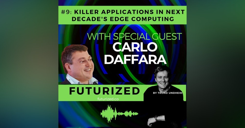 Killer Applications of Next Decade's Edge Computing