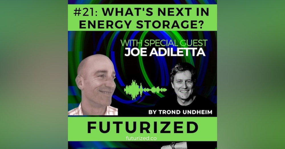 What's next in Energy Storage?