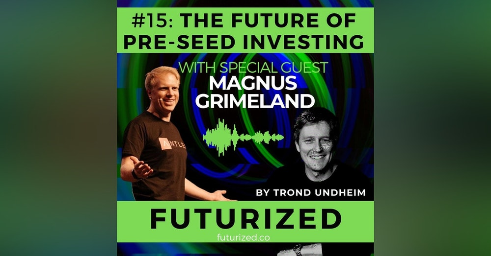 The Future of Pre-seed Investing