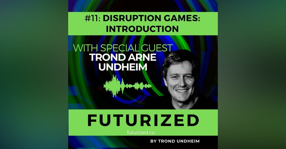 Disruption Games: How to Thrive on Serial Failure--Introduction