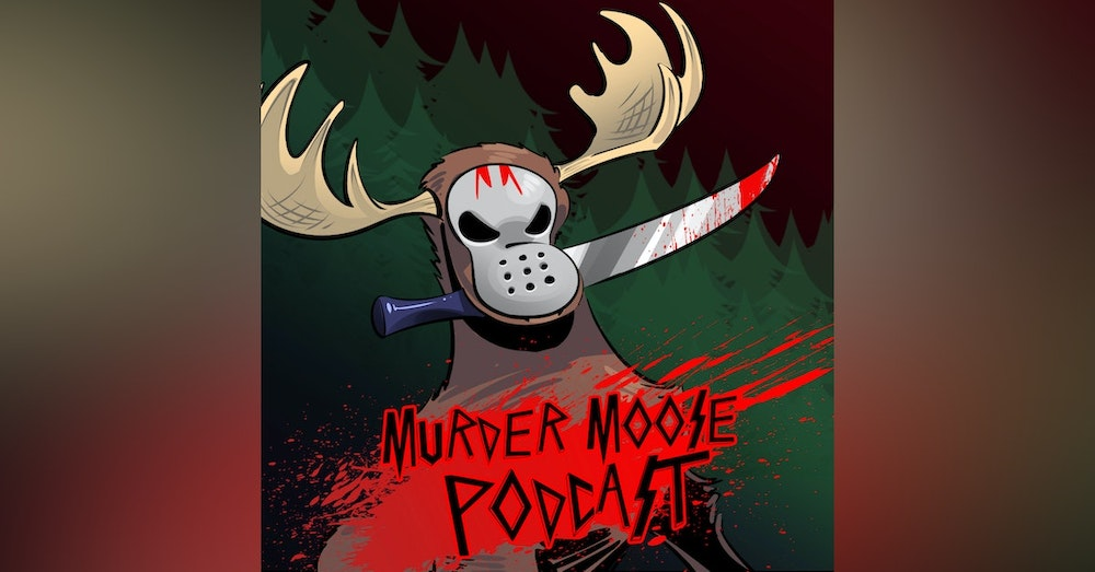 Murder Moose: A Horror Podcast - Episode 45 Sky Sharks (2020) Featuring Katie Peters | Review/Discussion