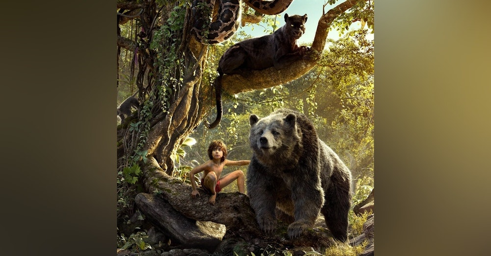 Episode 14 - The Jungle Book (Review)/Good Turn Week