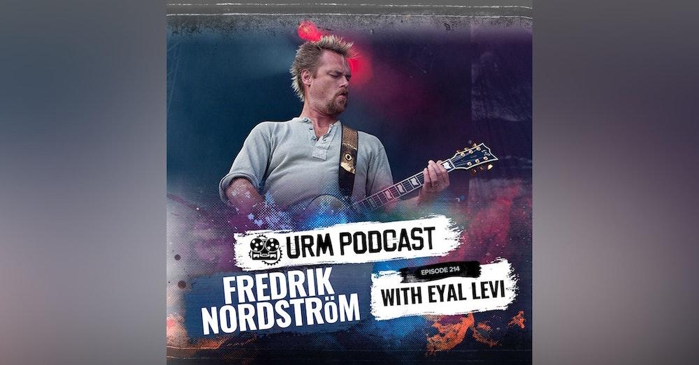 EP 214 | Fredrik Nordström