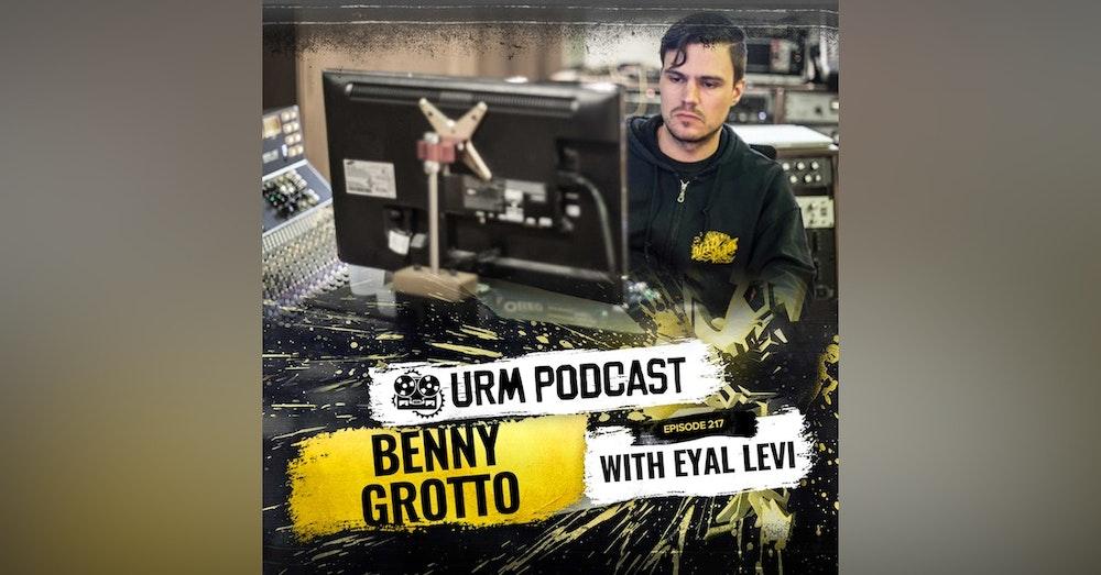 EP 217   Benny Grotto