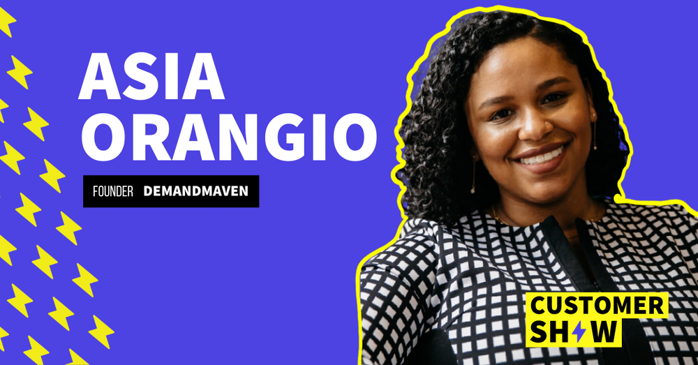 How To Get Your First 100 SaaS Customers with Asia Orangio