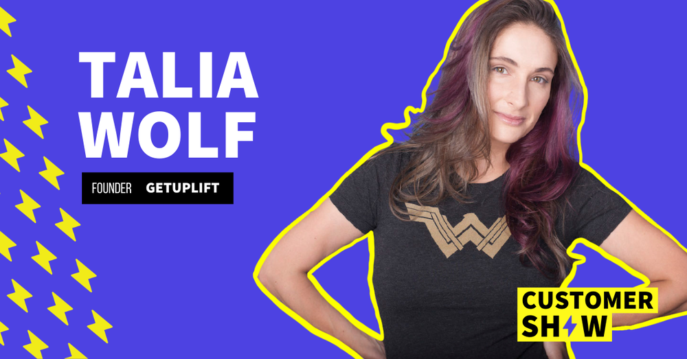 How To Use Social Proof To Supercharge Your Sales with Talia Wolf