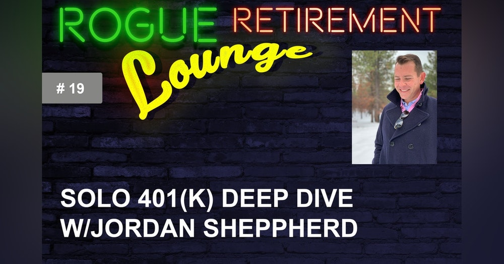 Solo 401(k) DEEP DIVE w/Jordan Sheppard: Checkbook Control of Your Retirement Account