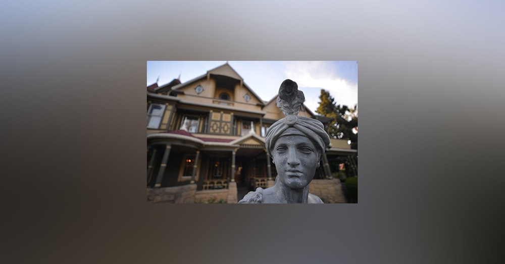 40: The Winchester Mansion