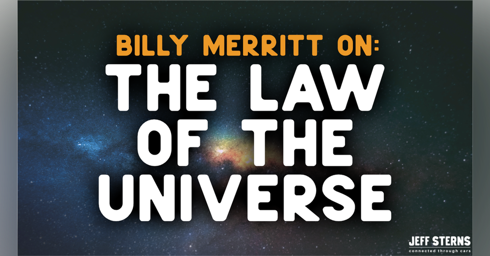 THE LAW OF THE UNIVERSE- BILLY W. MERRITT