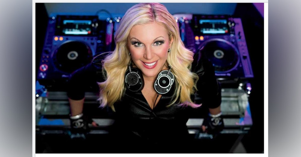 DJ April Larken on her fearless pivot from stay-at-home Mom to highly sought after DJ