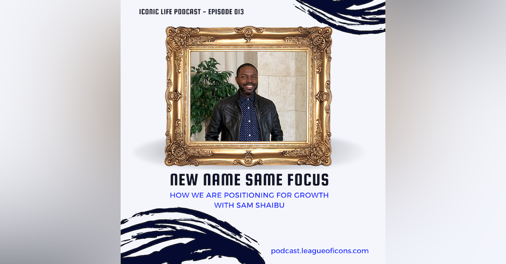 013 - Exclusive: New Name Same Focus - How We are Positioning for Growth