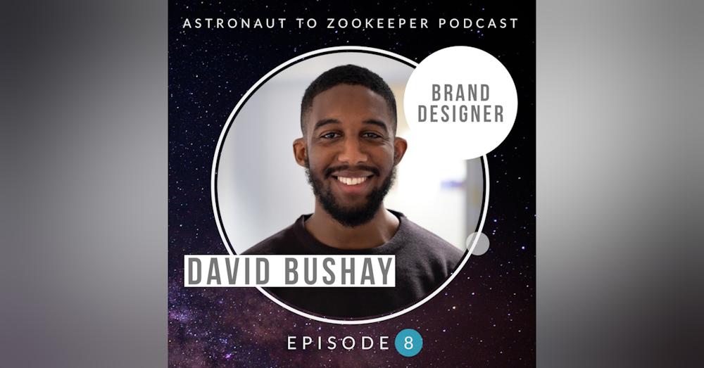 Brand Designer - David Bushay