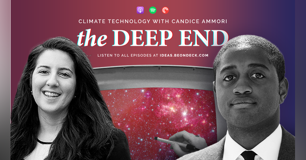Climate Technology with Candice Ammori