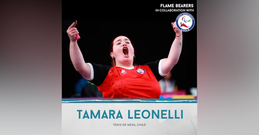 Tamara Leonelli (Chile): Spina Bifida & True Inclusion Through Olympic & Paralympic Melding