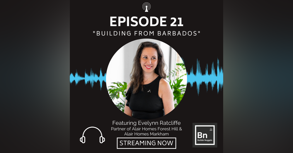 EP 21: Building From Barbados