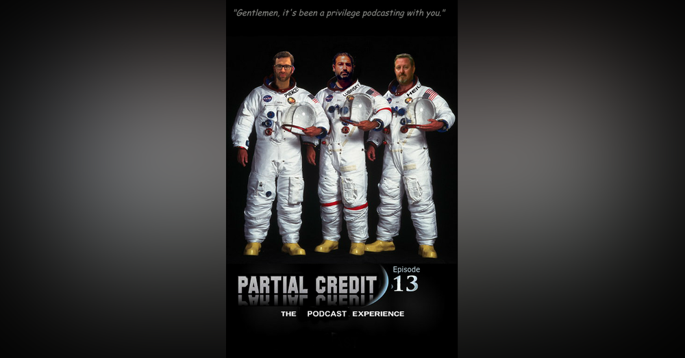 Partial Credit Mailbag Vol. 1 - PC013