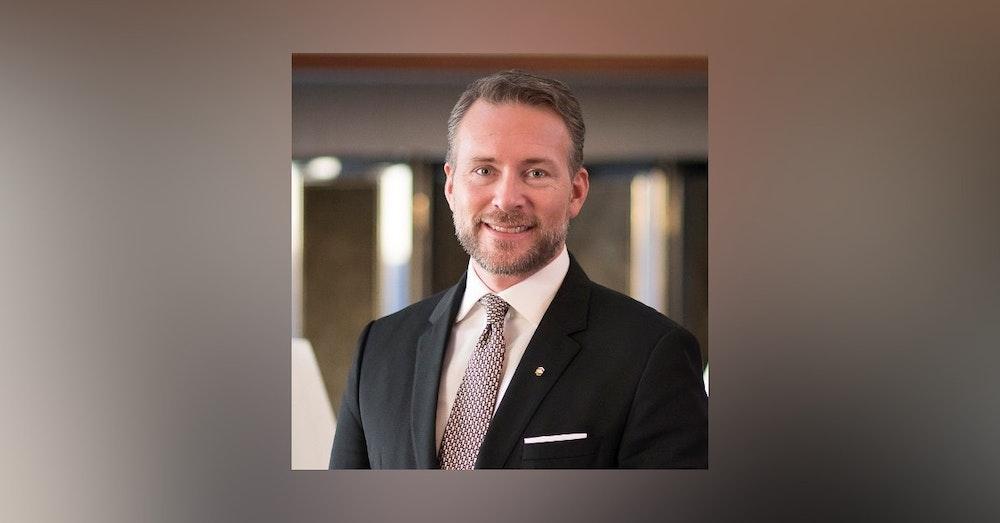 Matthias Sutter: Luxury Hotel GM & Hospitality Leader