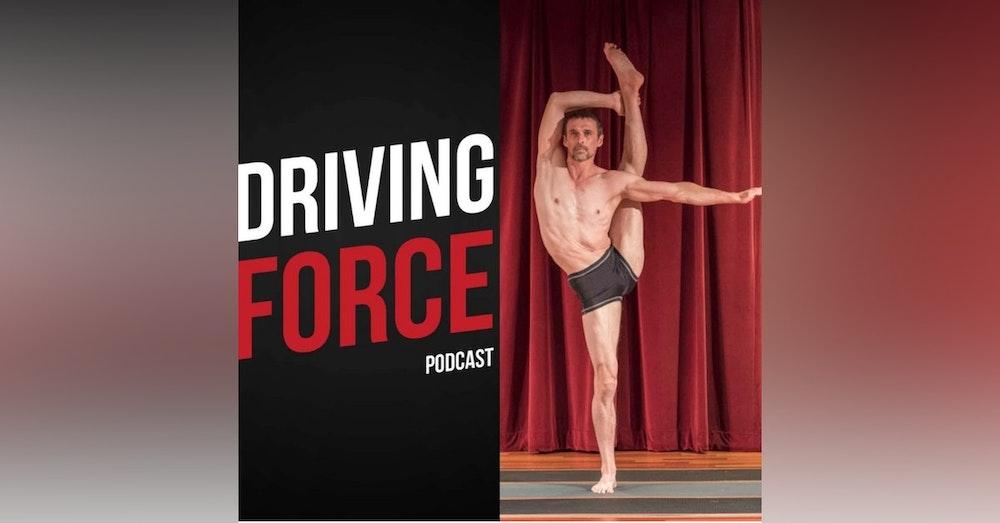 Episode 4: Glenn Brown - National Yoga Champion & Creator of Lionflow Yoga
