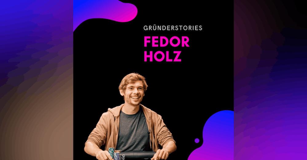Fedor Holz, Weltklasse Pokerspieler & CEO Primed Group