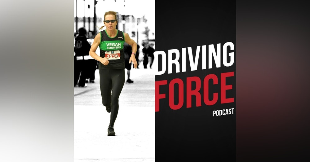 Episode 17: Fiona Oakes - Promoting Veganism through Running