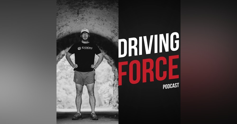 Episode 26: Kyle Robidoux - Blind ultra runner, non-profit manager, father, husband