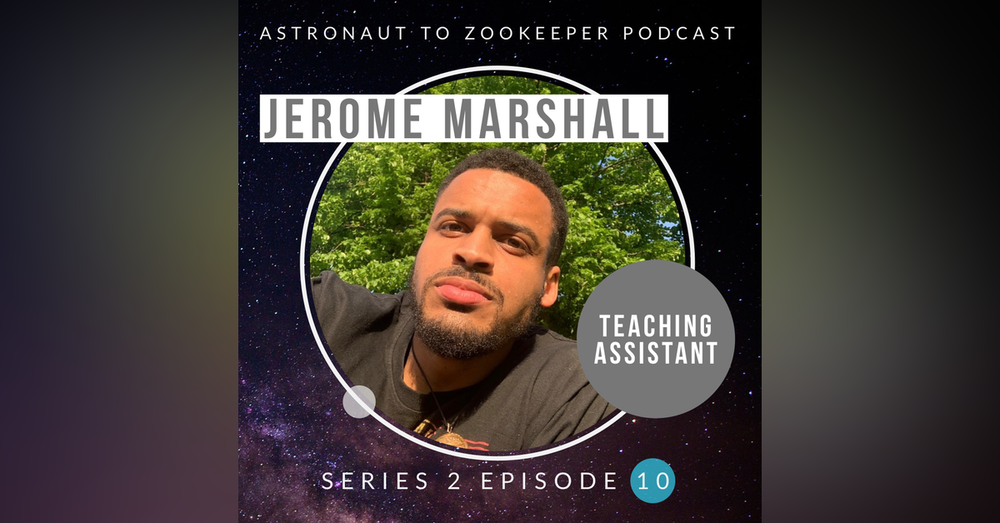 Teaching Assistant - Jerome Marshall