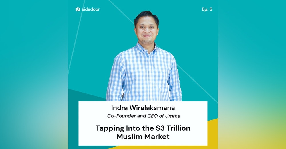 Indra Wiralaksmana - Building a Muslim Social Network