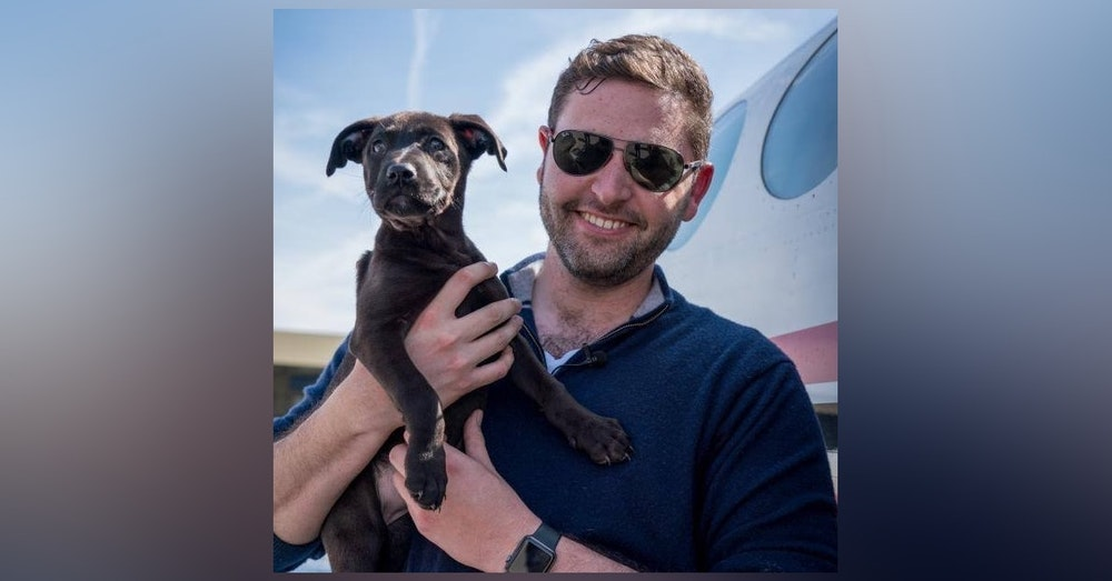 Pet Rescue Pilots: Founder Julian Javor Merges His Passion & Profession To Save Shelter Animals