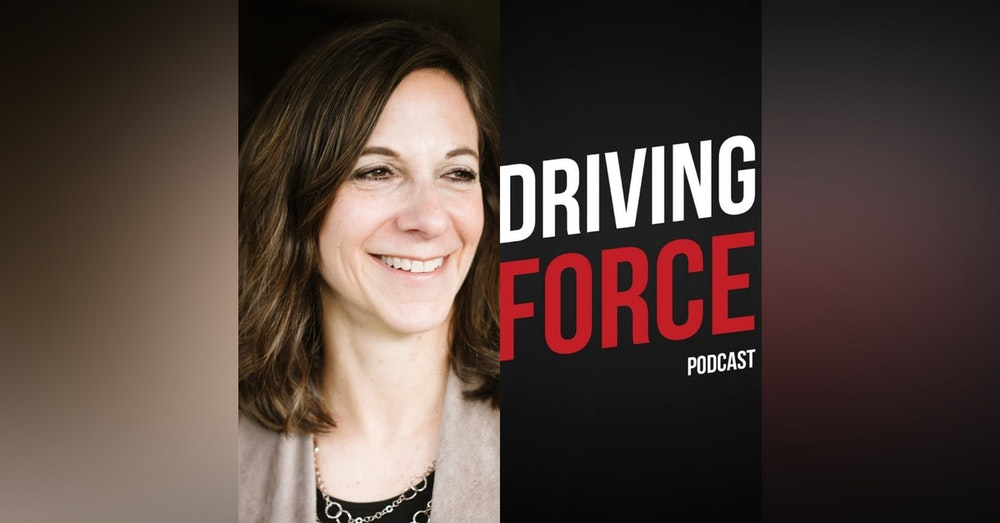 Episode 46: Christine McHugh - From barista to the boardroom