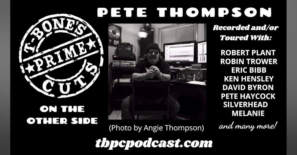 Episode #2 - Drummer Pete Thompson
