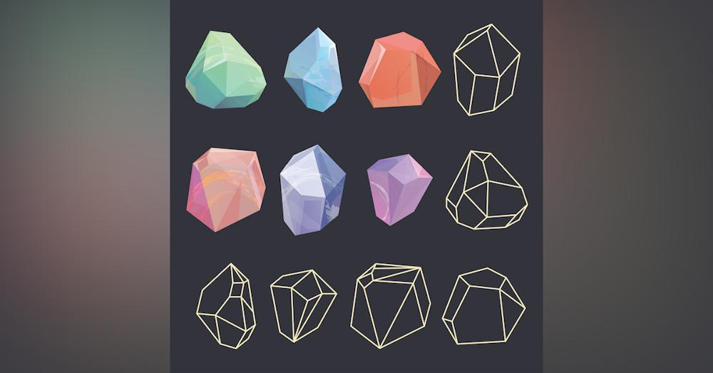 3 - Heal me, Crystals!
