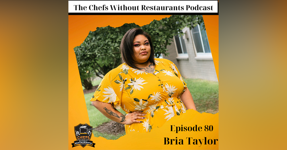 Pastry Chef Bria Taylor of Killa Cakes on Big Flavors, Being a Self-Taught Baker and Starting a Business