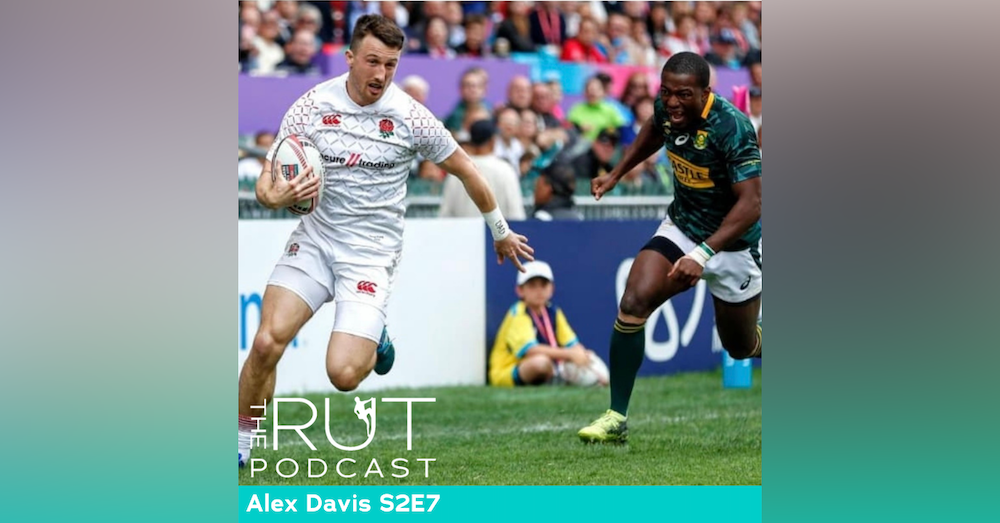 Alex Davis, England 7s Rugby Player: Grief is Love with Nowhere to Go