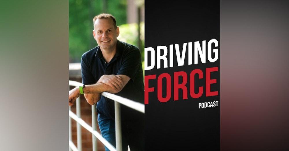 Episode 57: Dr. Gil Blander - Founder of InsideTracker, helping people live longer, better lives