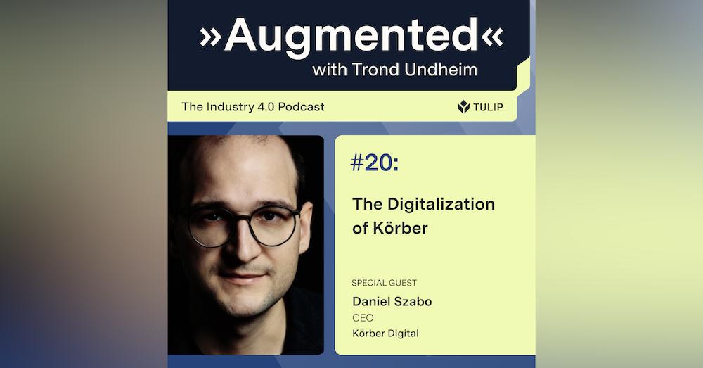 The Digitalization of Körber