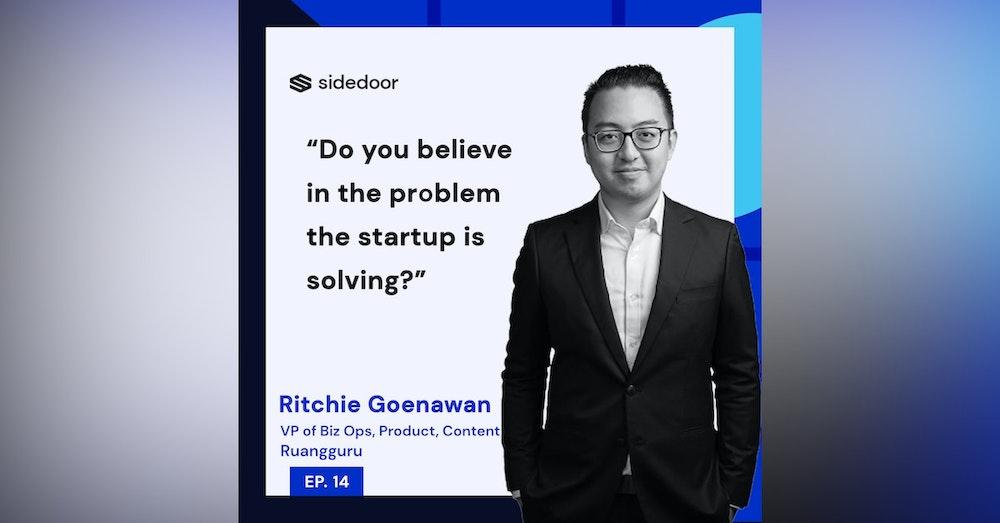 Ritchie Goenawan - Scaling a Rocketship